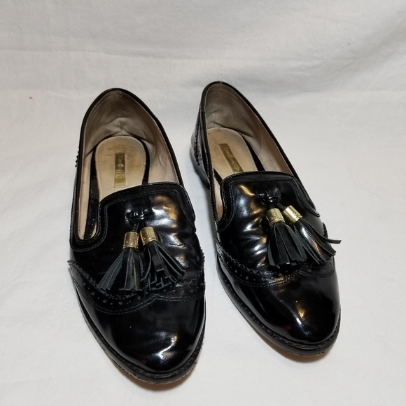 11a5f782d6 Louise et Cie Shoes - Louise et Cie Lo-Joey Wing Tip Leather Loafers